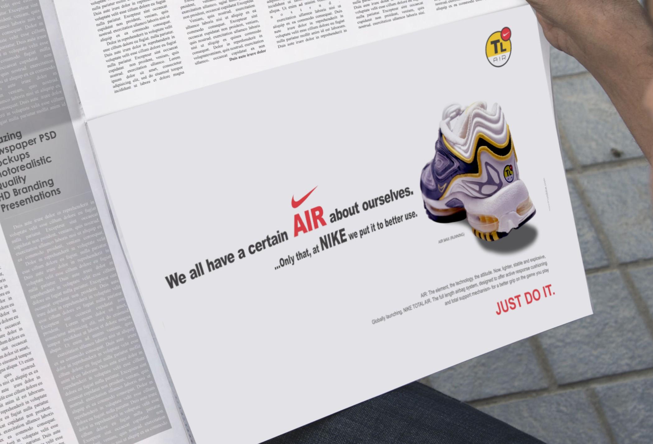 Apppl Combine Print Campaign